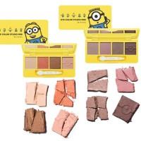 Missha Eye Color Studio Mini Minion Edition
