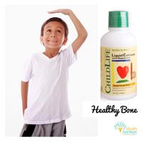 ChildLife Liquid Calcium with Magnesium buat bayi & anak (16oz/474ml)