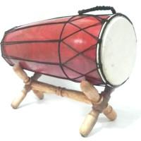 harga Gendang Jawa Kayu Mahoni Alat Musik Tradisional Kendang Dangdut 40 Cm Tokopedia.com