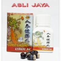 Jual Super Ginseng Kianpi Pil (Super Leopard)-Obat Nafsu Makan,Obat Gemuk Murah