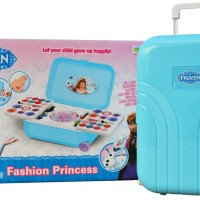 Jual Frozen Fashion And Nail Art Koper - Mainan Anak Alat Make Up Murah