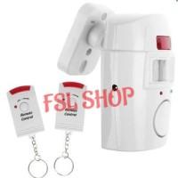 harga Alarm Sensor Gerak Dual Remote Tokopedia.com