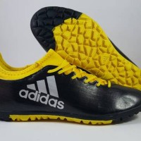 Sepatu Futsal Adidas X16 Hitam TF Replika Impor
