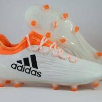 Sepatu Bola Adidas X16 White FG Replika Impor