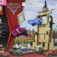 Lego 8639 Cars 2: Big Bentley Bust Out
