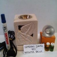 Tungku Aromaterapi Listrik Medium - TL M 10
