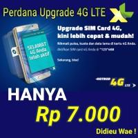 Perdana XL UPGRADE 4G LTE Murah Bandung Tanpa Perlu ke XL CENTER