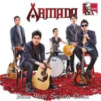 CD Original Armada - Satu Hati Sejuta Cinta