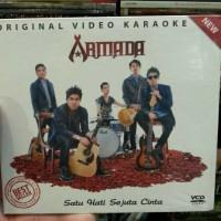 VCD Karaoke Original Armada - Satu Hati Sejuta Cinta