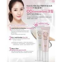 ETUDE HOUSE CC ( Correct &Care) Cream SPF 30 PA++ 100% ORIGINAL
