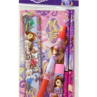 Disney Sofia the First Original Stationery Set - SF0602 Diskon