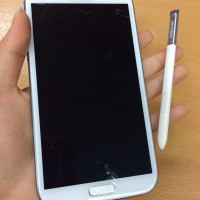 Samsung Galaxy Note 2 (Second)