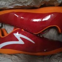 Sepatu Futsal Specs Torpedo Marsala Original