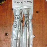 Mata Bor Beton Bosch SDS Plus-1 Pendek