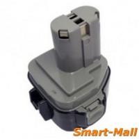 Power Tools Baterai For Makita 1050D 4191D 6914D VR250D - Black