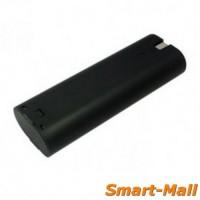 Power Tools Baterai For Makita 3700D 6710D DA302D UM1000D - Black