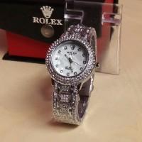 Ready, ROLEX DIAMOND, jam tangan wanita, kw super