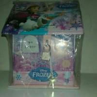 Celengan rumah besar gambar Frozen