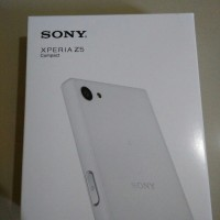 Dus book hp sony xperia Z5 Compact