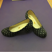 Black Adorableprojects Swallow Heels
