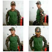 harga baju bdu marpat/baju combat/kaos loreng marpat/kaos army Tokopedia.com