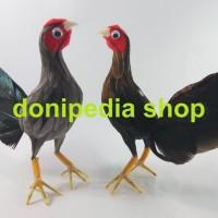harga Miniatur / Boneka Ayam Betina / Miniature Babon ~ Pajangan Unik Lucu Tokopedia.com