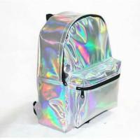 harga tas ransel holo hologram tumblr stuff korea sekolah bag import fashion Tokopedia.com
