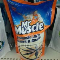 Mr. Muscle Cairan Pembersih Lantai Khusus Marmer Dan Granit
