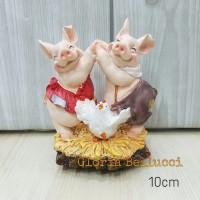 PATUNG PAJANGAN BABI AYAM TERNAK / PIGGY PIG