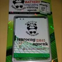 harga Baterai Xiaomi Redmi Note 2 Bm45 Rakkipanda, Double Power 6000mah Tokopedia.com