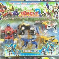 harga Robot Megazord Power Rangers Jungle Fury 2 Tokopedia.com