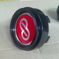 Dop Center Silinder Logo Enkei Lebar Kaki 6,2 topi 6,5