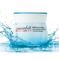 Etude House Moistfull Collagen Water Jelly Cream Anti Aging Krim Wajah