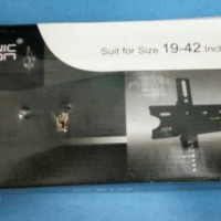 breket tv untuk 19-42 inc electronic solution
