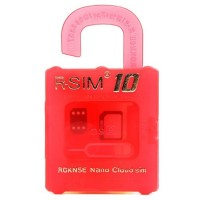 R-SIM 10 Easy Unlocking and Activation SIM for iPhone 4/4s/5/5c/5s/6/6