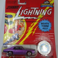 Johnny Lightning Commemorative Limited Edition Custom GTO