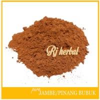 500g Pinang /Jambe Bubuk / Catechu Powder