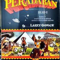 harga Kartun Riwayat Peradaban Jilid I (cetak Ulang)   -larry Gonick- Tokopedia.com