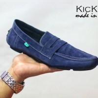 Sepatu ORIGINAL Flat-Santai-Kuliah Kickers Zevin