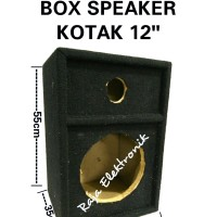 BOX SPEAKER SOUND KOTAK 12 inch