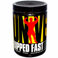 Universal Nutrition Ripped Fast Advanced High Potency Fat Burner