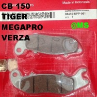 Kampas Rem Depan / Disped Motor Honda Cb 150, Tiger, Dll...