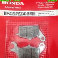 Kampas Rem Depan / Disped Motor Honda Vario 125, Scoopy, Beat Inj