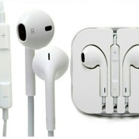 harga Earphone/ Headset iPhone 5/ 6 Tokopedia.com