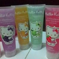 Jual Hello Kitty Gel Spa Pengangkat Kotoran dan Kulit Mati Murah