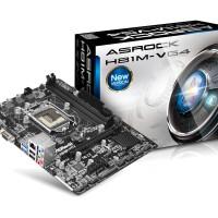 ASRock H81M-VG4 (LGA1150, H81, DDR3)