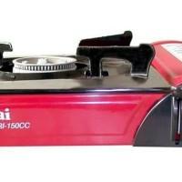 harga Rinnai RI-150CC Kompor Gas Portable Stove - Tas Piknik - Meja - Lantai Tokopedia.com