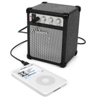 Portabel Mini Speaker Model Guitar Ampli Keren PROMO