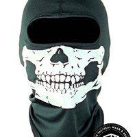 Mask skull ghost military airsofter outdoor wear motorcycle mask impor