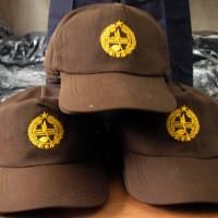 Topi Kitri (Seragam Sekolah Pramuka Penggalang)
